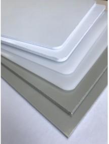 ПНД полиэтилен низкого давления 5*1500*3000 Белый-Натуральный