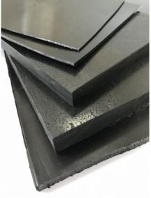 ПНД полиэтилен низкого давления 3*1500*3000 Чёрный