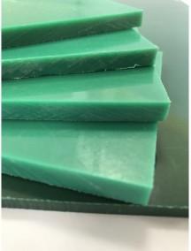 ПНД полиэтилен низкого давления ПНД полиэтилен 4*2000*3000 Зелёный-Красный
