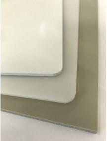 ПНД полиэтилен низкого давления 10*1500*3000 Белый-Натуральный