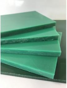 ПНД полиэтилен низкого давления 3*1500*3000 Зелёный-Красный