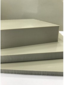 Полипропилен 1,5*1500*3000 Серый