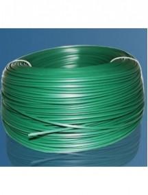 Сварочный пруток для полипропилена ПП 4 мм Круглый зелёный