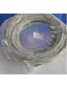 Сварочный пруток для полипропилена ПП 4 мм Круглый натуральный