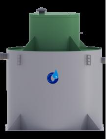Септик для дачи Ital Bio-10 (Стандарт)