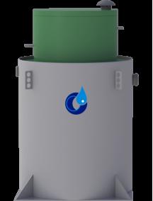 Септик для дачи Ital Bio-5 (Стандарт)
