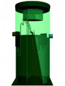 Септик для дачи Ital Antey-5