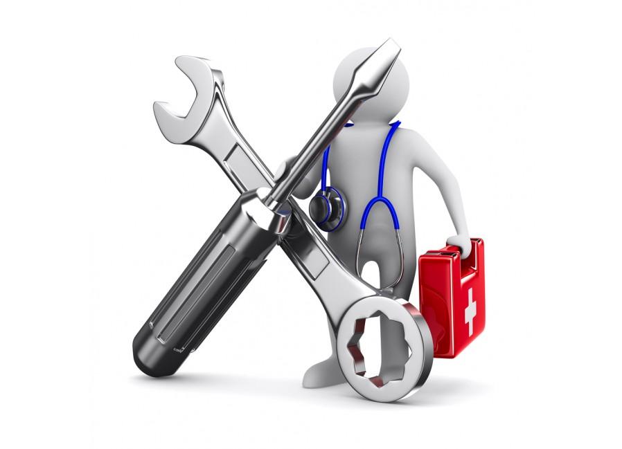 Ремонт и обслуживание изделий из пластика ПП и ПНД