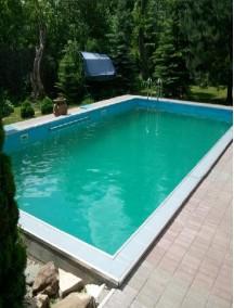 Пластиковый бассейн 3,0*2,5*1,5м (д*ш*г) т-8 мм.
